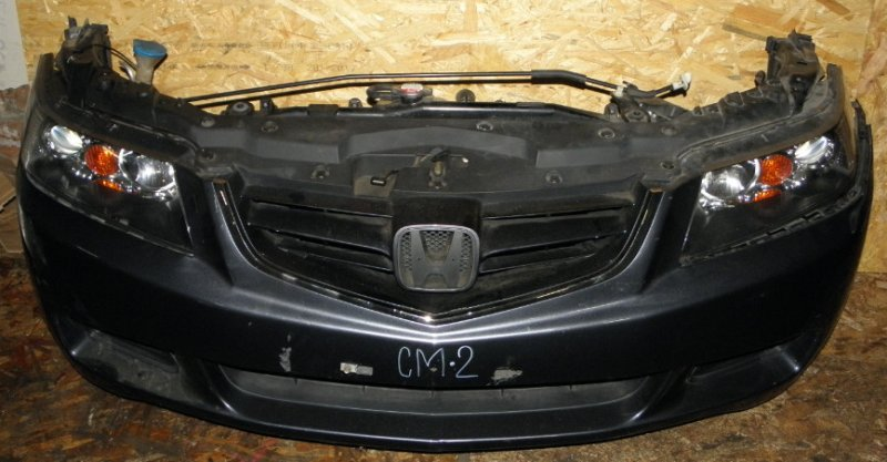 Nose cut Honda Accord Wagon CM2 CL7 K24