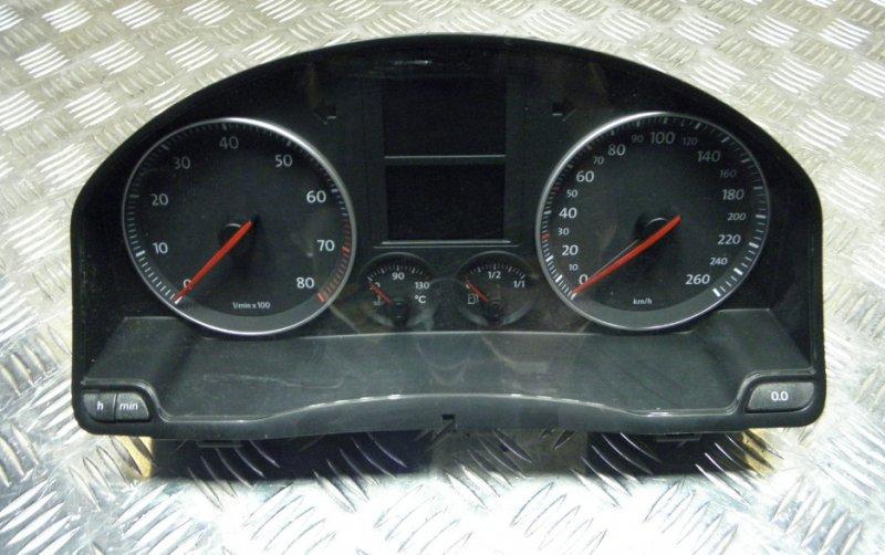 Щиток приборов Volkswagen Golf Plus BVY