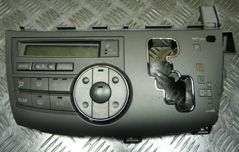 Блок управления климат-контролем Toyota Estima GSR55 2GRFE