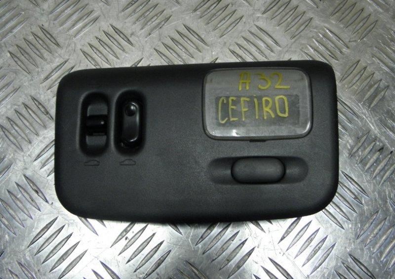 Плафон Nissan Cefiro A32 VQ20DE