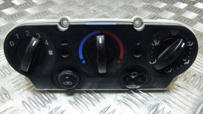 Блок управления климат-контролем Ford Fiesta CBK FYJA