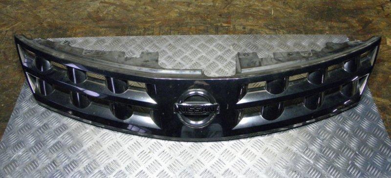 Решетка радиатора Nissan Murano PNZ50 VQ35DE