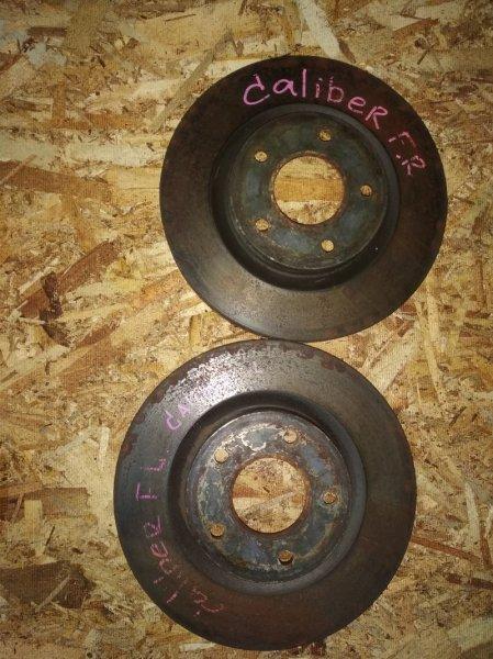 Тормозной диск Dodge Caliber PM ECN передний