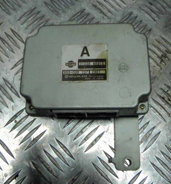 Блок переключения кпп Nissan Avenir RNW11 QR20DE