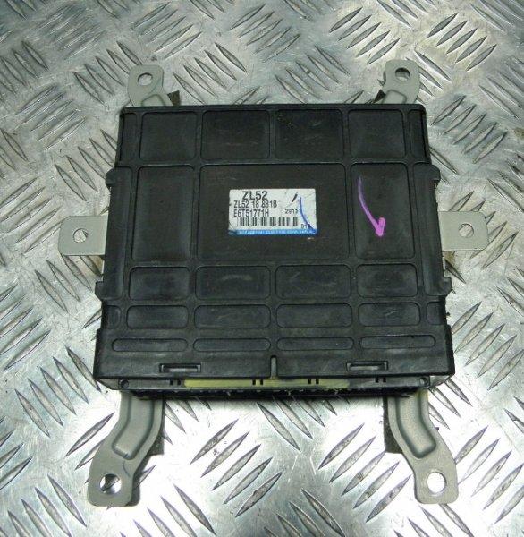 Блок управления efi Mazda Familia BJ5W ZL