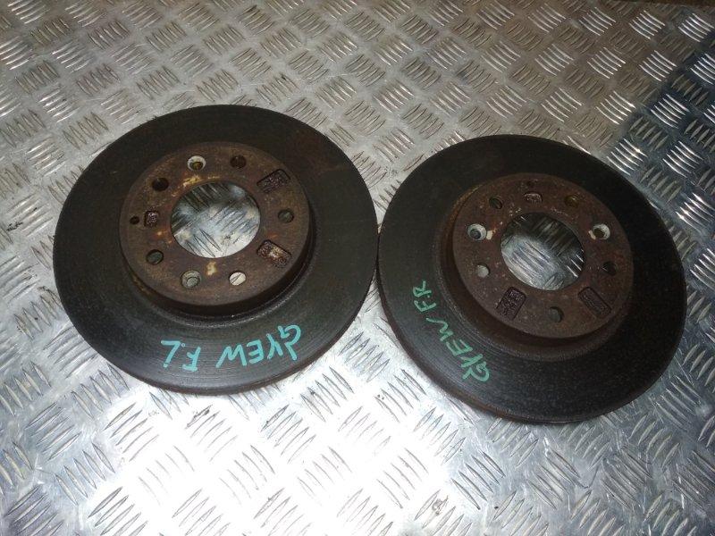 Тормозной диск Mazda Atenza GYEW LFVE передний