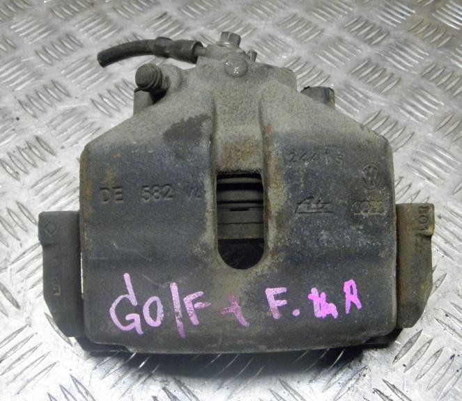Суппорт Volkswagen Golf Plus BVY передний правый