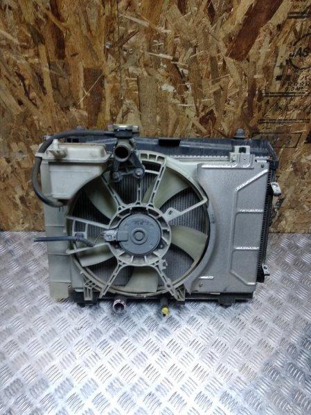 Радиатор двс Toyota Vitz KSP90 1KRFE