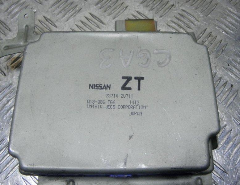 Блок управления efi Nissan Cube AZ10 CGA3DE