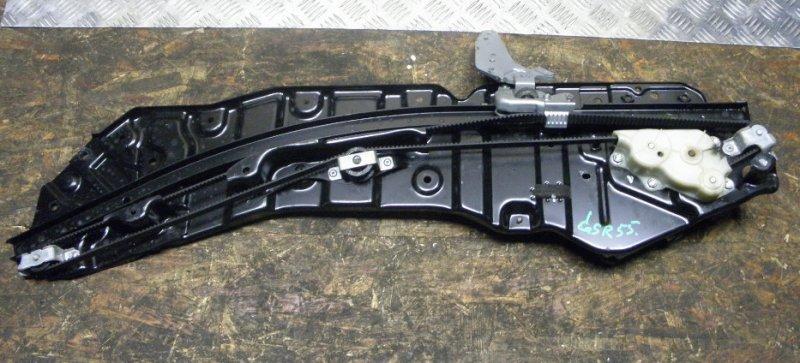 Привод открывания двери Toyota Estima GSR55 2GRFE левый