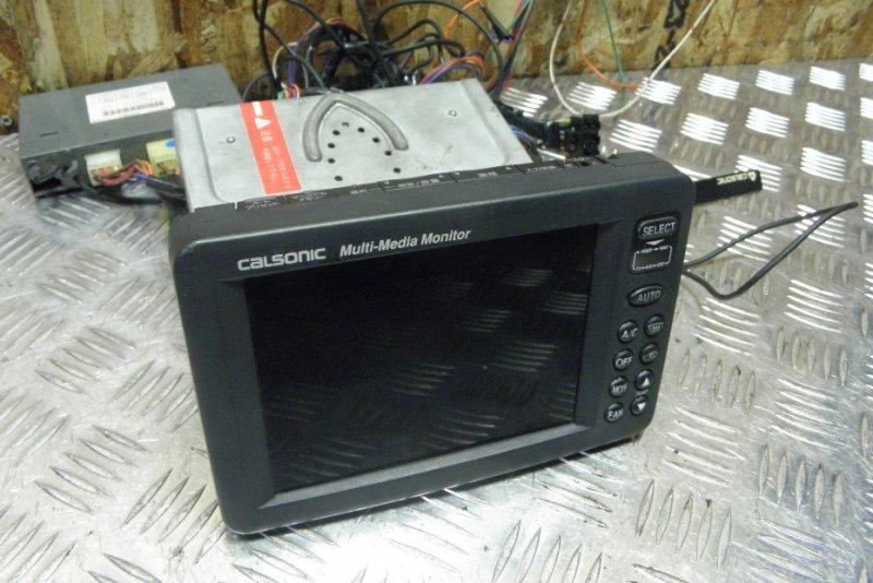 Блок управления климат-контролем Nissan Cefiro A32 VQ20DE