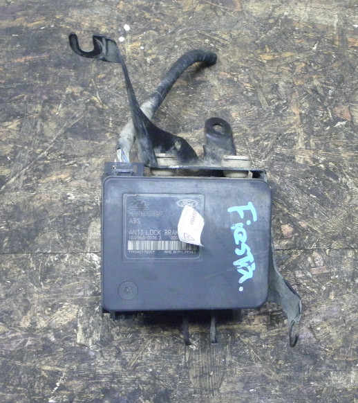 Блок abs Ford Fiesta CBK FYJA