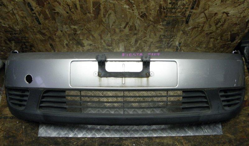 Бампер Ford Fiesta FIESTA 01-08 FYJA 1.6L ZETEC-S/DURATEC EFI (100PS) 2004 передний