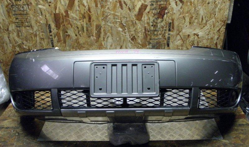 Бампер Audi A6 Allroad Quattro C5 BES 2002 передний
