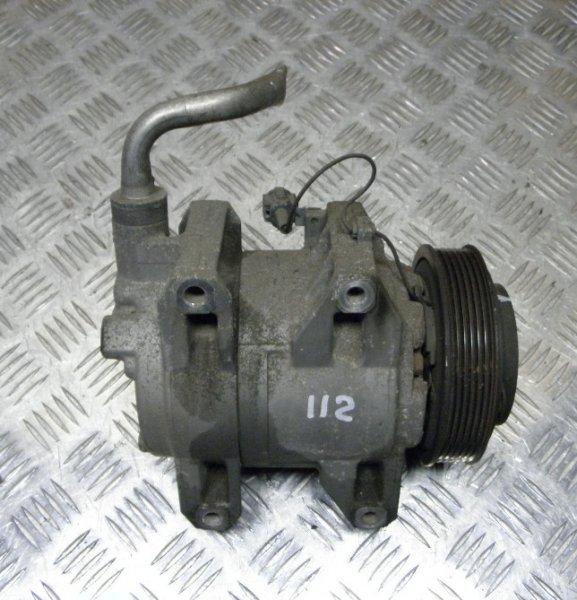 Компрессор кондиционера Nissan Teana TNJ31 QR25DE 2006