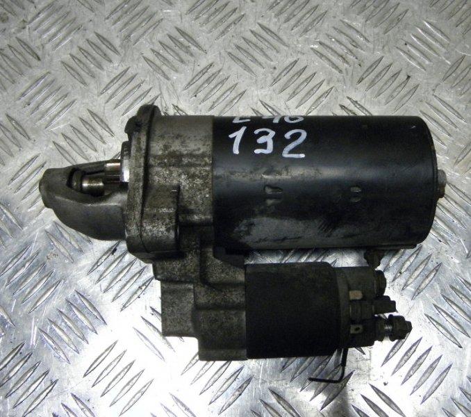 Стартер Bmw 3-Series E46 M52B28 M52TUB28 286S2 1998