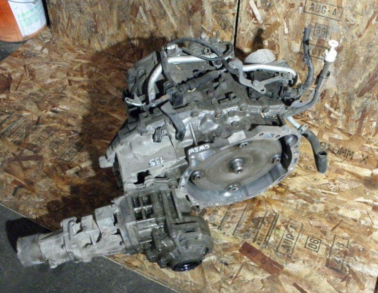 Акпп Mitsubishi Outlander Xl CW5W 4B12 2006