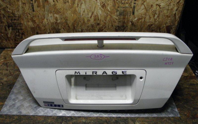 Крышка багажника Mitsubishi Mirage CJ1A 4G13 1998