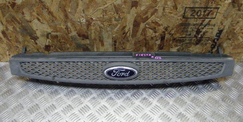 Решетка радиатора Ford Fiesta FIESTA 01-08 FYJA 1.6L ZETEC-S/DURATEC EFI (100PS) 2004