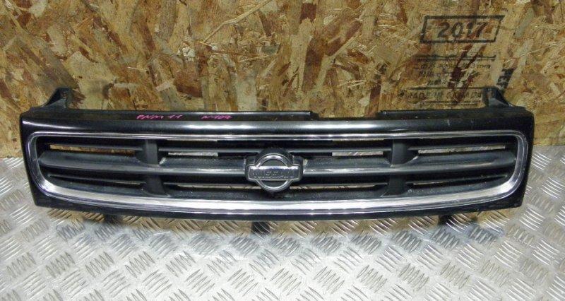 Решетка радиатора Nissan Prairie Joy PNM11 SR20DE 1997