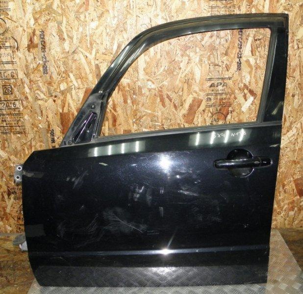 Дверь Suzuki Sx4 YB41S J20A 2006 передняя левая