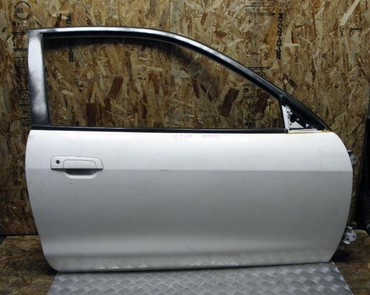 Дверь Mitsubishi Mirage CJ1A 4G13 1998 передняя правая