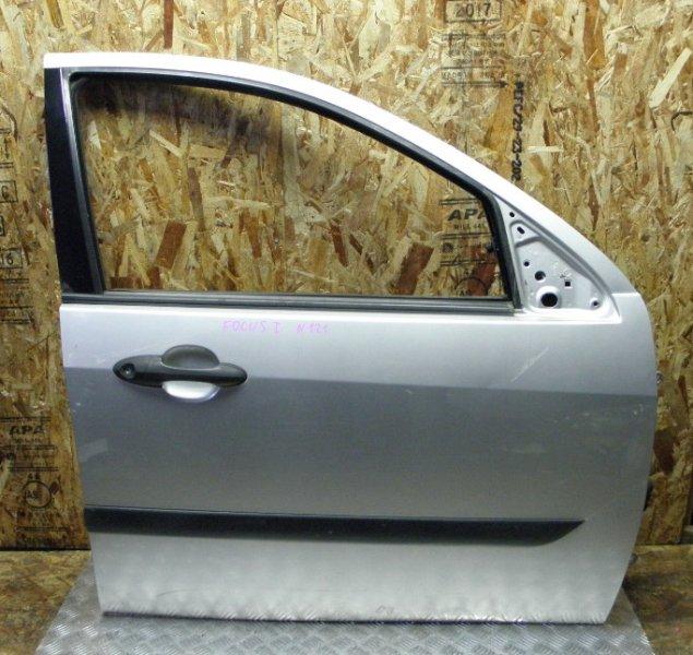 Дверь Ford Focus FOCUS 1998-2005 (CAK) FYDB 1.6L ZETEC-S/DURATEC EFI (100PS) 2004 передняя правая