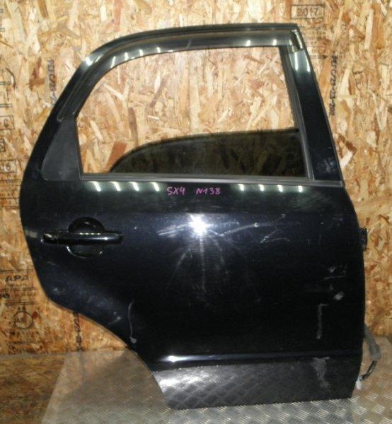 Дверь Suzuki Sx4 YB41S J20A 2006 задняя правая