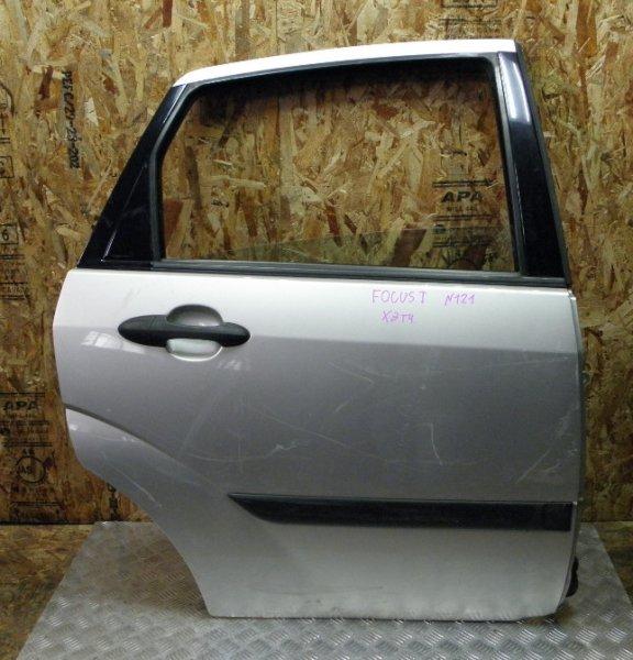 Дверь Ford Focus FOCUS 1998-2005 (CAK) FYDB 1.6L ZETEC-S/DURATEC EFI (100PS) 2004 задняя правая