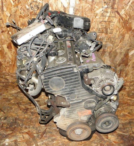 Двс Toyota Corona Exiv ST180 4SFI