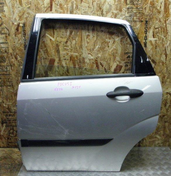 Дверь Ford Focus FOCUS 1998-2005 (CAK) FYDB 1.6L ZETEC-S/DURATEC EFI (100PS) 2004 задняя левая