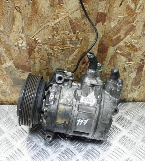 Компрессор кондиционера Audi A6 C5 APS 2002