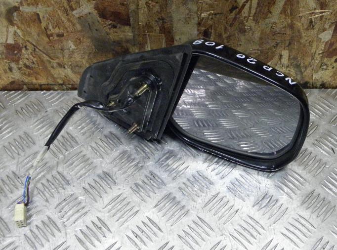 Зеркало Toyota Funcargo NCP20 2NZFE 2003 переднее правое