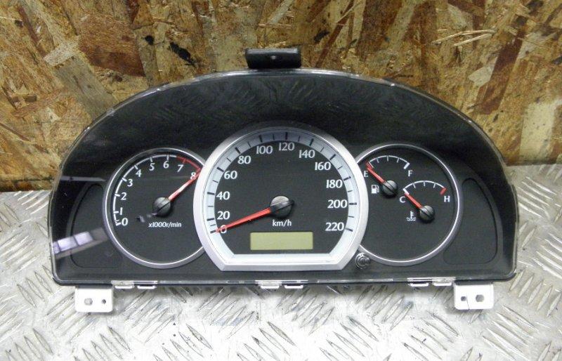 Щиток приборов Chevrolet Lacetti U20SED 2005