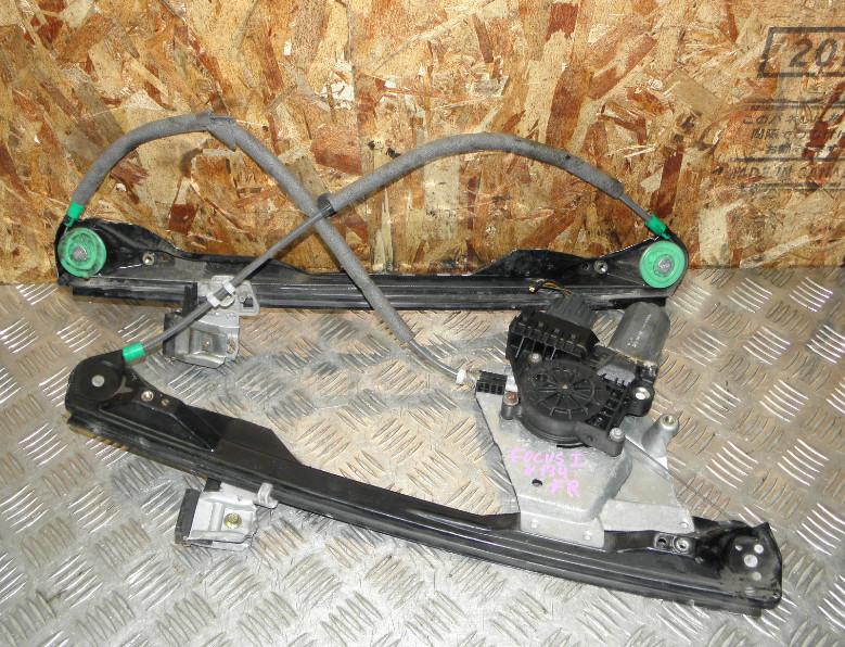 Стеклоподъемник Ford Focus FOCUS 1998-2005 (CAK) FYDB 1.6L ZETEC-S/DURATEC EFI (100PS) 2003 передний правый