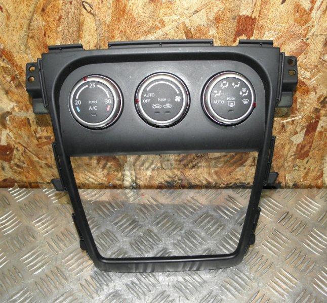 Блок управления климат-контролем Suzuki Sx4 YB41S J20A 2006
