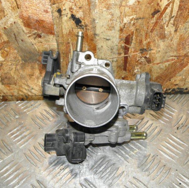 Блок дроссельной заслонки Toyota Funcargo NCP20 2NZFE 2003