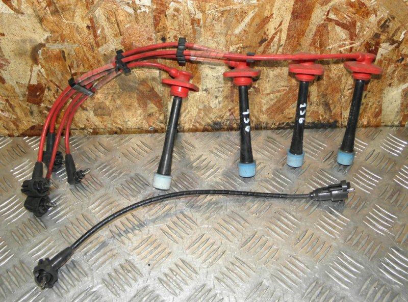 Высоковольтные провода Toyota Cynos EL44 5EFHE 1991