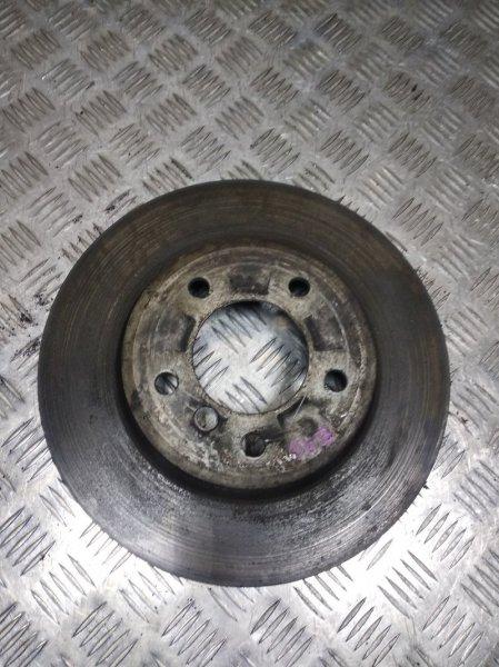 Тормозной диск Bmw 3-Series E46 M52B28 M52TUB28 286S2 1998 передний