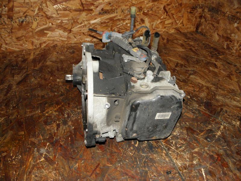 Акпп Renault Megane BM F4R771 2006