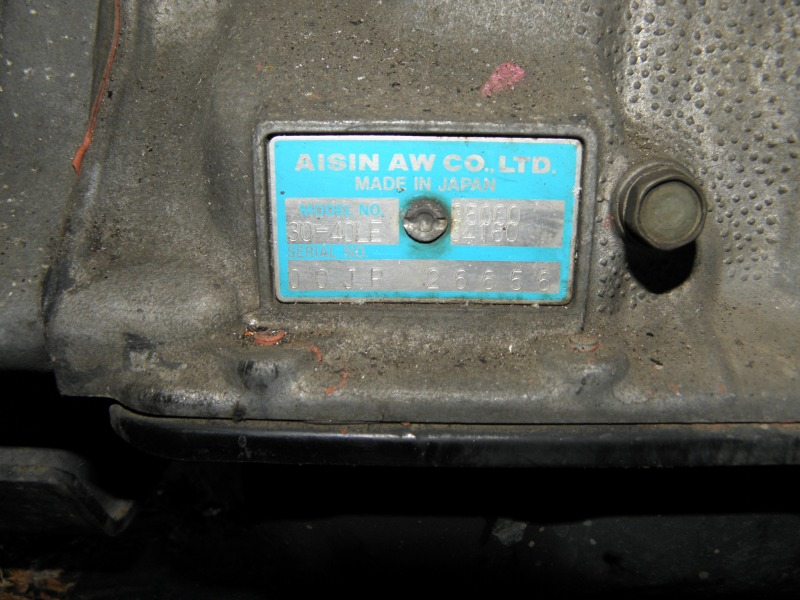 Акпп Toyota Sequoia UCK45 2UZFE 2000