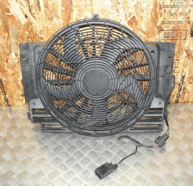 Диффузор радиатора кондиционера Bmw X5 E53 M54B30 2005