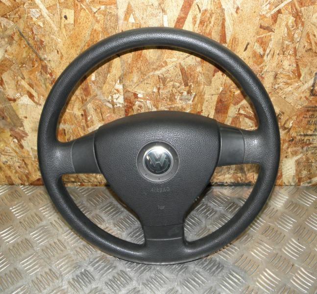 Руль Volkswagen Golf Plus 1KBLP BLF 2007