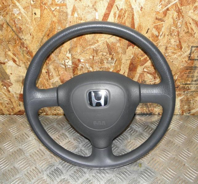 Руль Honda Civic EU3 D17A 2001