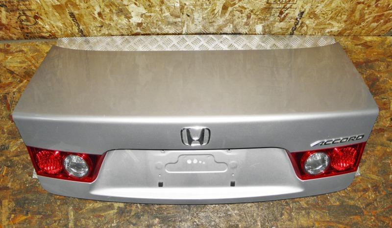 Крышка багажника Honda Accord CL7 K20A 2003