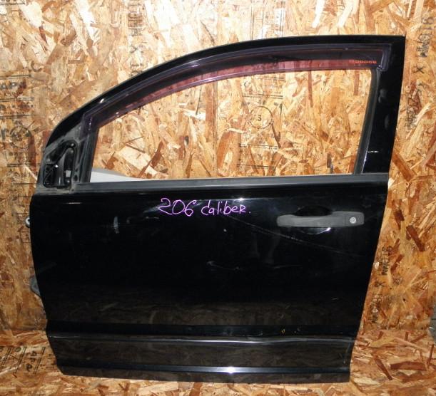 Дверь Dodge Caliber PM ECN 2007 передняя левая