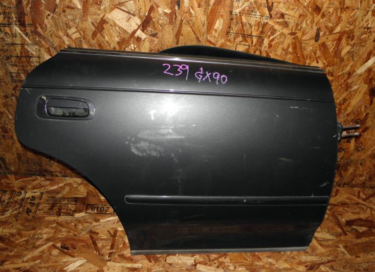 Дверь Toyota Mark Ii GX90 1GFE 1993 задняя правая