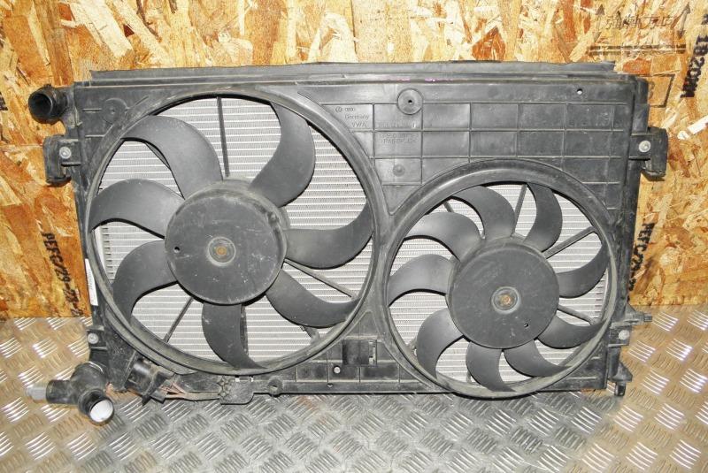 Радиатор двс Volkswagen Golf Plus 1KBLP BLF 2007