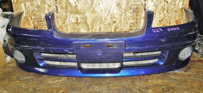 Бампер Nissan Expert VNW11 QG18DE 2001 передний