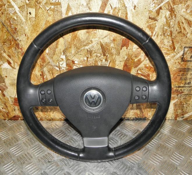 Руль Volkswagen Tiguan 5NCAW CAW 2008